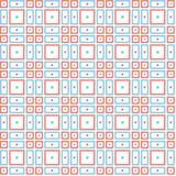 Modelo enrrollado del vector Textura inconsútil para su diseño Imágenes de archivo libres de regalías