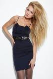 Modelo europeu bonito Imagens de Stock Royalty Free