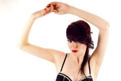 Modelo fêmea Imagens de Stock Royalty Free