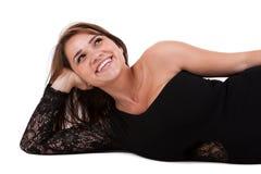 Modelo fêmea novo foto de stock royalty free