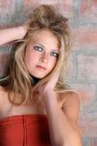 Modelo femenino fotos de archivo libres de regalías