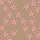 Modelo floral foto de archivo