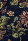 Modelo floral de la tela Imagenes de archivo