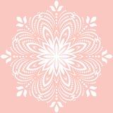 Modelo floral del extracto del vector Fotografía de archivo