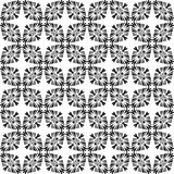 Modelo floral inconsútil de la vendimia Ilustración del vector fotografía de archivo libre de regalías