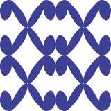 Modelo floral inconsútil de la vendimia Ilustración del vector imágenes de archivo libres de regalías