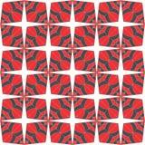 Modelo floral inconsútil de la vendimia Ilustración del vector foto de archivo libre de regalías