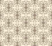 Modelo floral inconsútil Estilo plano Ilustración del vector stock de ilustración
