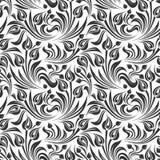 Modelo floral inconsútil Ilustración del vector Imagenes de archivo