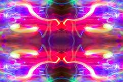 Modelo/fondo abstractos del caleidoscopio Imagen de archivo libre de regalías