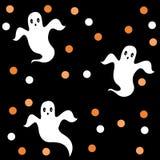 Modelo/fondo de Halloween ilustración del vector