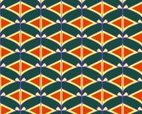 Modelo geométrico Foto de archivo libre de regalías