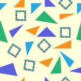 Modelo geométrico Fotos de archivo