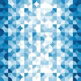 Modelo geométrico abstracto. stock de ilustración
