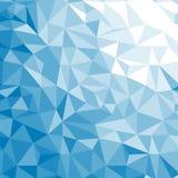 Modelo geométrico abstracto. Foto de archivo libre de regalías