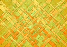 Modelo geométrico abstracto Imagen de archivo