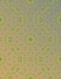 Modelo geométrico abstracto Fotografía de archivo