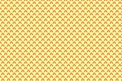 Modelo geométrico abstracto de la forma Imagenes de archivo