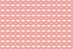 Modelo geométrico abstracto de la forma Imágenes de archivo libres de regalías