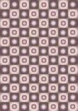 Modelo geométrico abstracto de la repetición Imágenes de archivo libres de regalías
