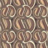 Modelo geométrico abstracto de los círculos Imágenes de archivo libres de regalías