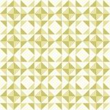 Modelo geométrico abstracto, el acolchar del remiendo Fotografía de archivo
