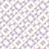 Modelo geométrico abstracto, el acolchar del remiendo Imagen de archivo libre de regalías