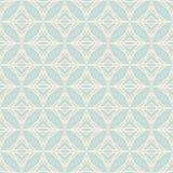 Modelo geométrico abstracto en color azul y rosa claro polvoriento Fondo geométrico inconsútil stock de ilustración
