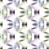 Modelo geométrico abstracto inconsútil Fotografía de archivo