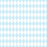 Modelo geométrico azul de OKTOBERFEST Stock de ilustración