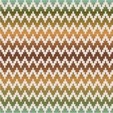 Modelo geométrico coloreado inconsútil del pixel Fotografía de archivo