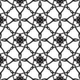 Modelo geométrico cristiano inconsútil Imagenes de archivo
