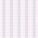 Modelo geométrico de colores púrpuras y rosados con las líneas blancas y la sombra gris Ilustración del vector ilustración del vector