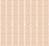 Modelo geométrico del vector inconsútil Imagenes de archivo