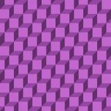 Modelo geométrico del vector inconsútil Imagen de archivo libre de regalías
