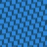Modelo geométrico del vector inconsútil Fotos de archivo
