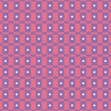 Modelo geométrico en la repetición Impresión de la tela Fondo inconsútil, ornamento del mosaico, estilo étnico Foto de archivo