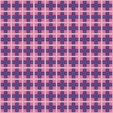 Modelo geométrico en la repetición Impresión de la tela Fondo inconsútil, ornamento del mosaico, estilo étnico Fotografía de archivo