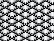 Modelo geométrico inconsútil Fotografía de archivo