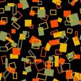 Modelo geométrico inconsútil stock de ilustración