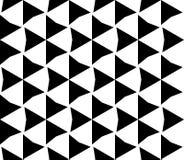 Modelo geométrico inconsútil Foto de archivo