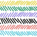Modelo geométrico inconsútil Imagen de archivo libre de regalías