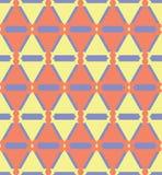 Modelo geométrico inconsútil abstracto fotografía de archivo