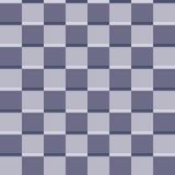 Modelo geométrico inconsútil de cuadrados Foto de archivo