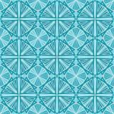 Modelo geométrico inconsútil del papel pintado Fotografía de archivo