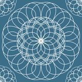 Modelo geométrico inconsútil del vector Libre Illustration
