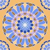 Modelo geométrico inconsútil del vector Stock de ilustración