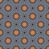 Modelo geométrico inconsútil del vector Fotos de archivo