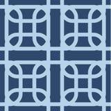 Modelo geométrico inconsútil El elemento de la impresión del diseño en la tela, papel, envolviendo Ornamento en estilo étnico Ado stock de ilustración