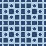 Modelo geométrico inconsútil El elemento de la impresión del diseño en la tela, papel, envolviendo Ornamento en estilo étnico Ado ilustración del vector